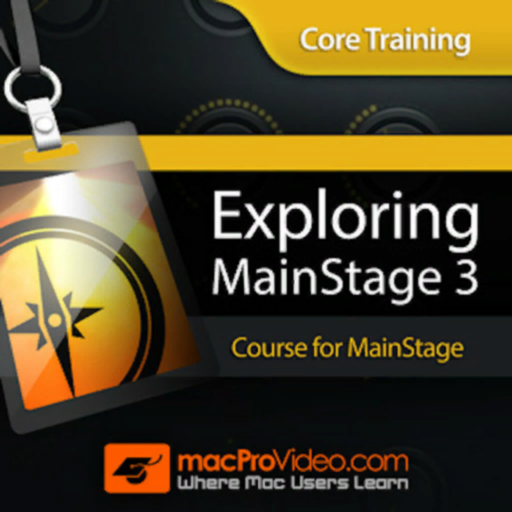 Exploring Course For MainStage
