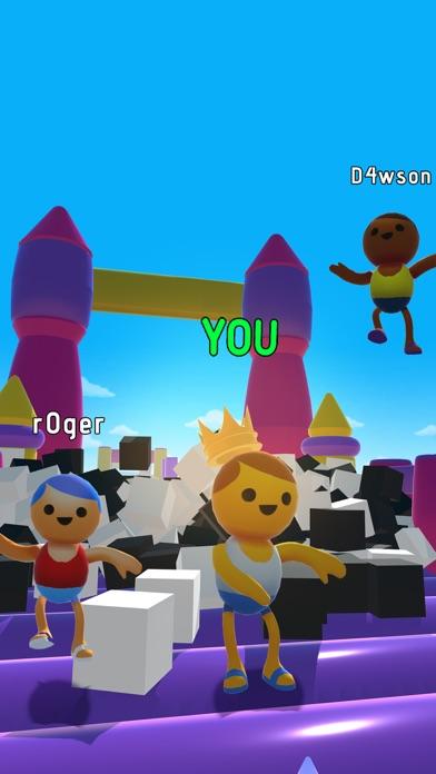 Bouncy World 3D screenshot 4