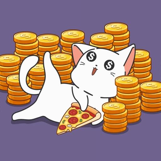 Cat's Pizzeria Tycoon