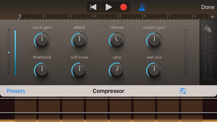 Mix Bus Compressor screenshot-3