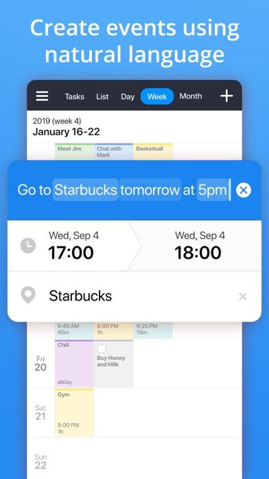 Calendars by Readdle Screenshot
