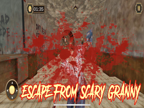Scary Neighbor Granny House 3D screenshot 12