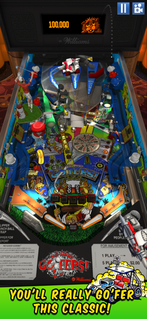 ‎Williams™ Pinball Screenshot