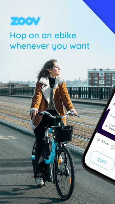 messages.download Zoov - Ebike sharing software