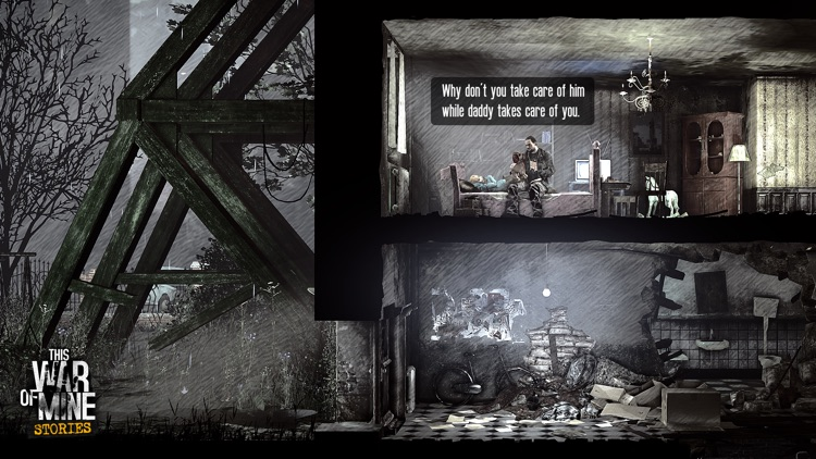This War of Mine: Stories screenshot-0