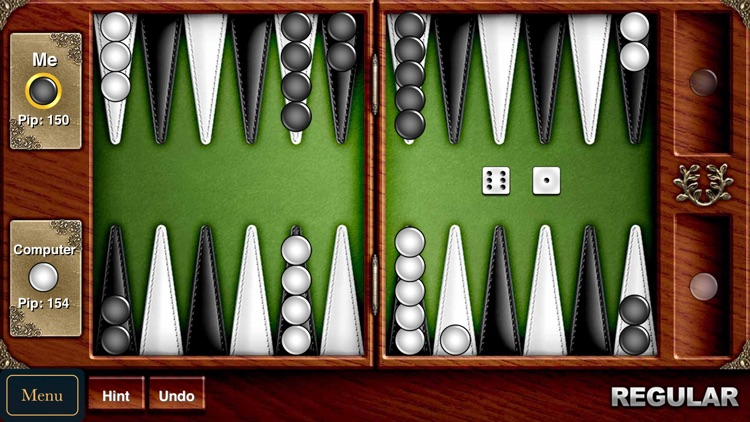 Backgammon - Classic Dice Game screenshot-0
