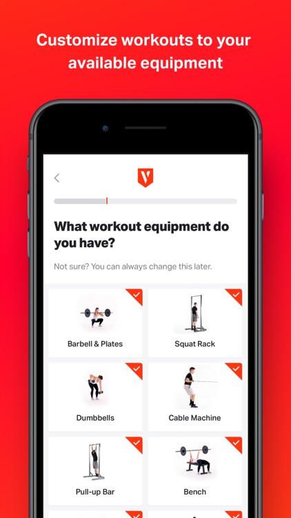 Volt: Gym & Home Workout Plans