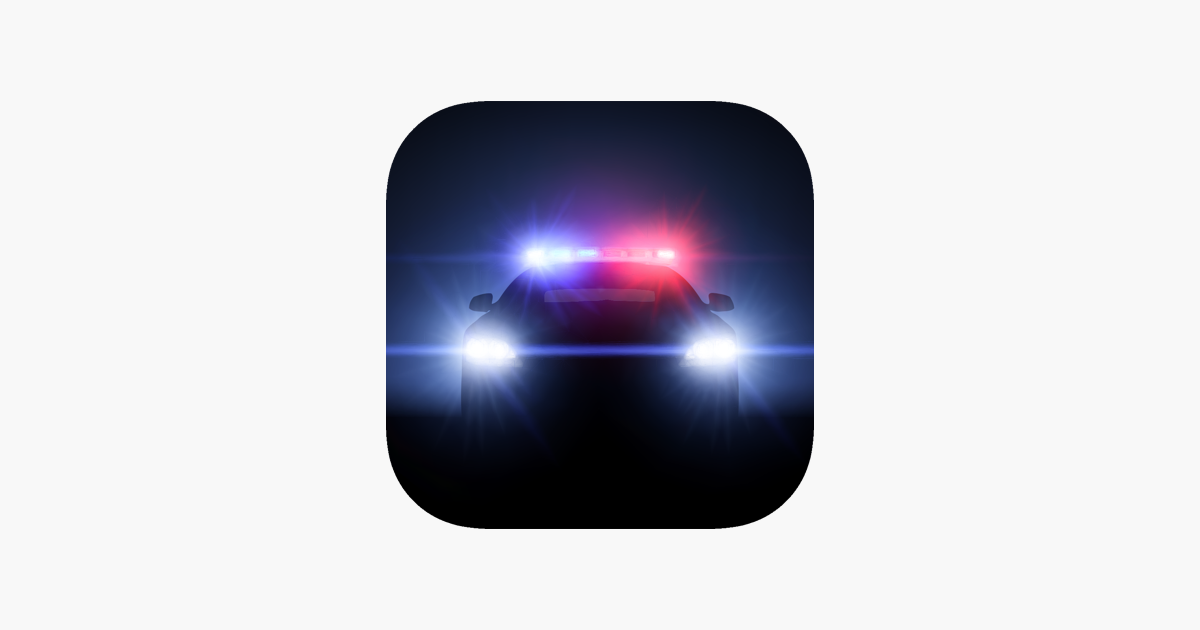 Epic Police Siren On The App Store