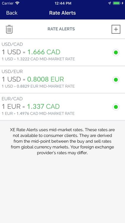 XE Currency screenshot-3