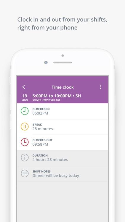 Sling: Employee Scheduling App screenshot-3