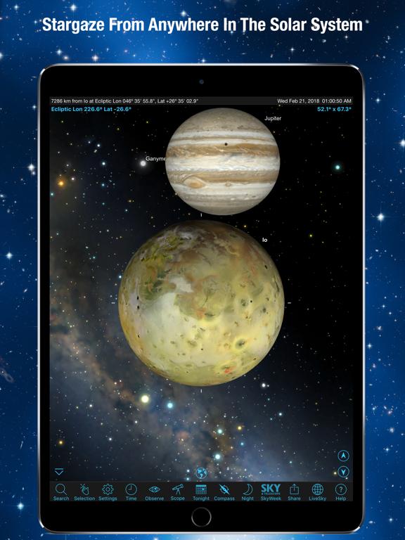 Screenshot #6 pour SkySafari 6 Plus