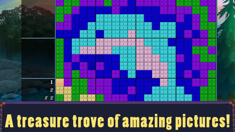 Adventure Nonogram - Picross screenshot-3