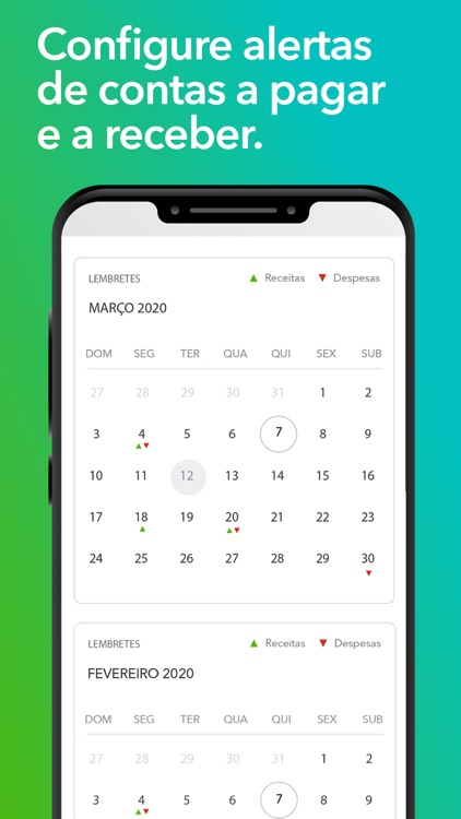 QuickBooks ZeroPaper: Finanças screenshot-4