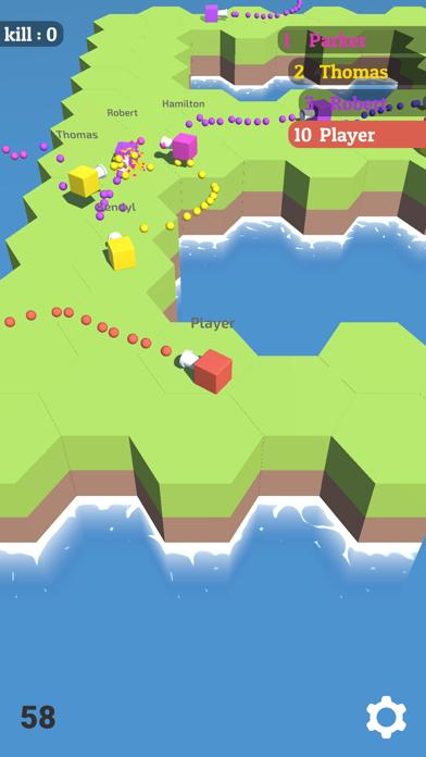 WaterBalls.io screenshot 1