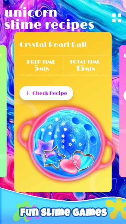 Unicorn Slime: Cooking Games screenshot-4