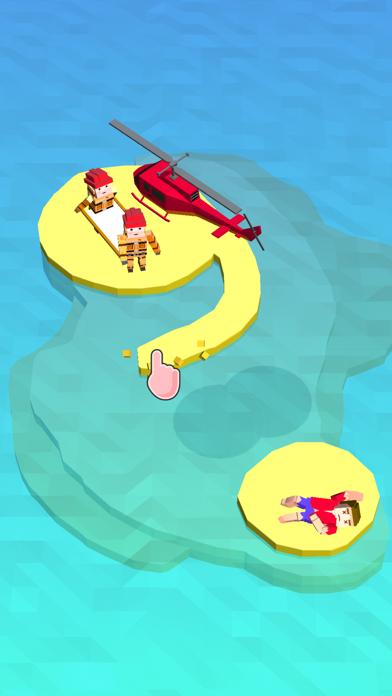 Rescue Road- Crazy Rescue Play screenshot 2
