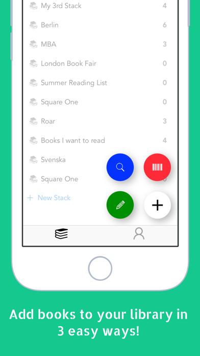 Book Organiser (Full Version) Screenshots