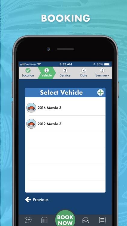 Spiffy On-Demand Car Care screenshot-4