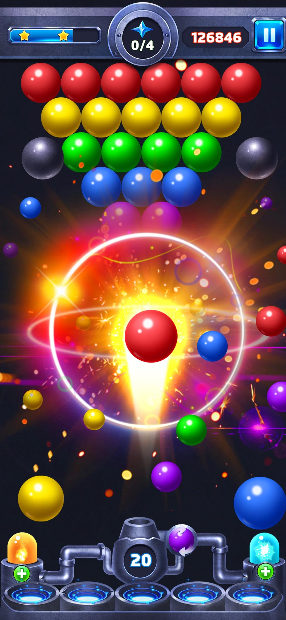 Bubble Shooter – Classic Pop Cheat Codes