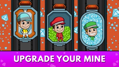 Idle Miner Tycoon: Cash Empire Screenshot on iOS