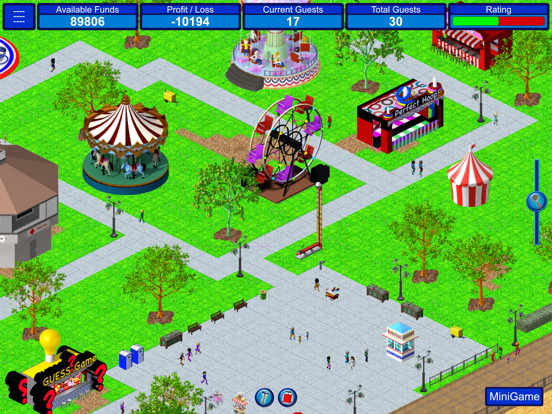 Boardwalk Carnival Game screenshot 1