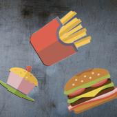 Anti Fast Food Protect Health