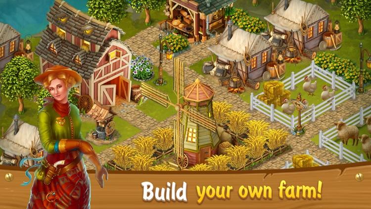 Golden Frontier screenshot-3