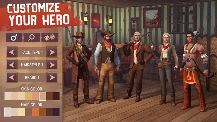 Westland Survival - Cowboy RPG screenshot-0