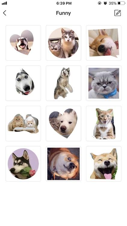 Sticker Maker - Meme Maker screenshot-4