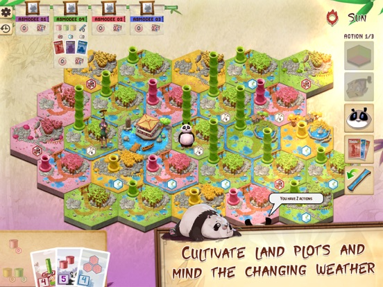 Takenoko: the Board Game screenshot 1