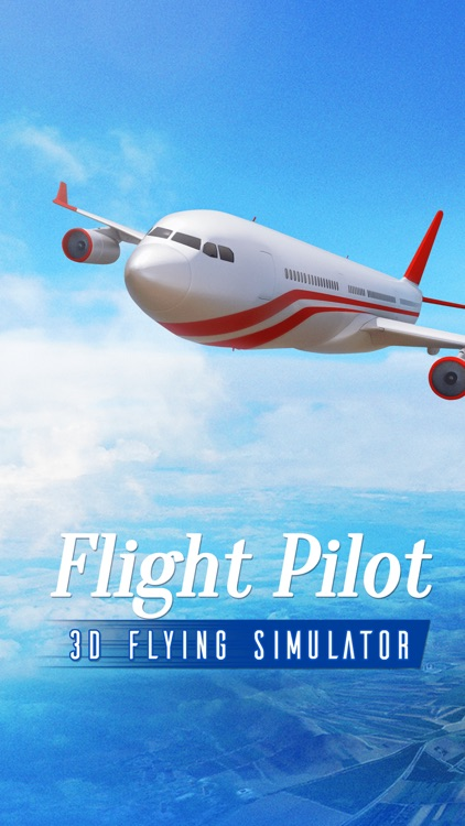 Flight Pilot Simulator 3D!