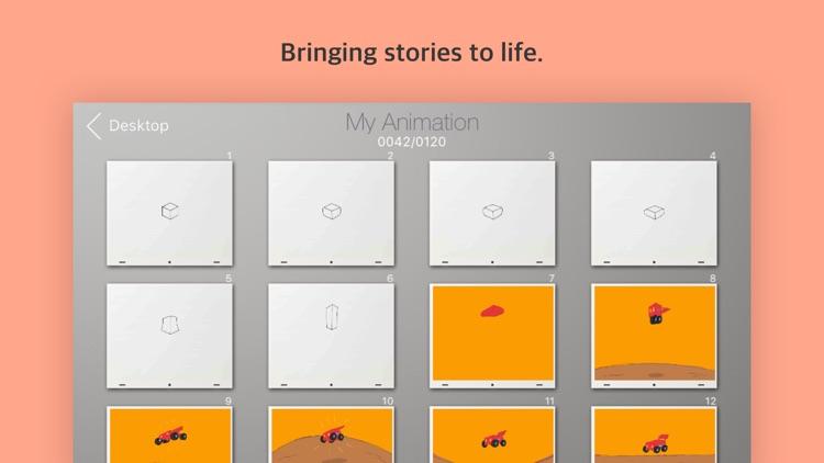 Animation Desk®