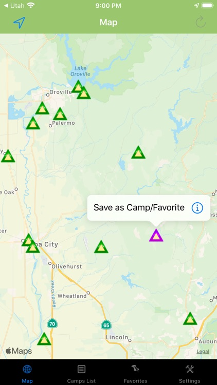 California – Camps & RV spots screenshot-4
