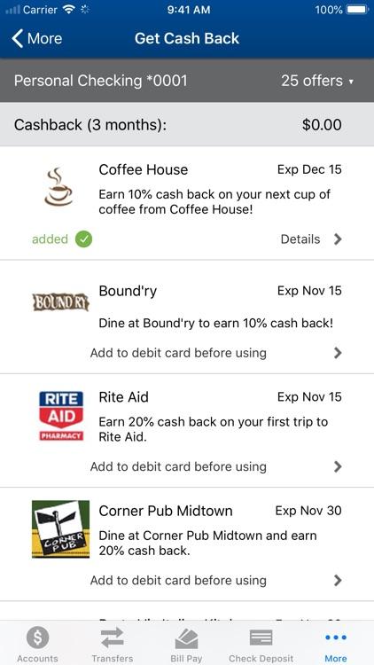 OceanFirst Bank - Mobile screenshot-6