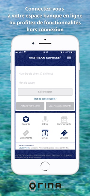 Activer Une Carte American Express.Amex Pf On The App Store