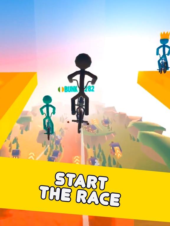 Stickman Riders screenshot 5