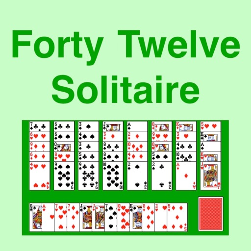 Forty Twelve Solitaire