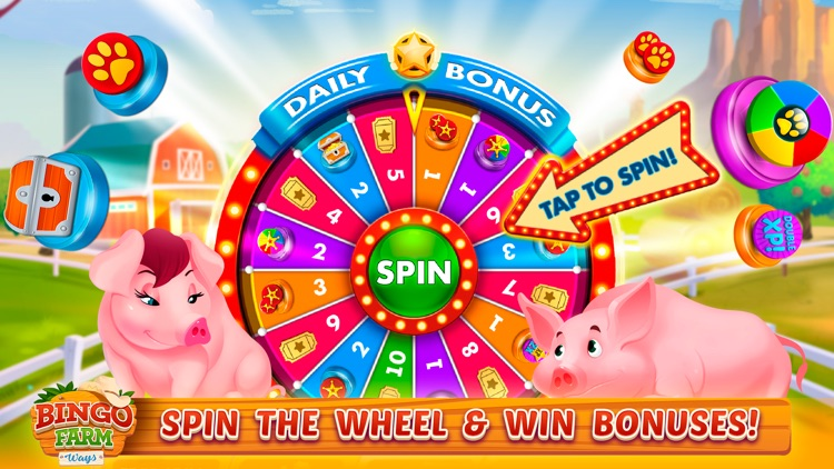 Bingo Farm Ways - Bingo Games screenshot-3
