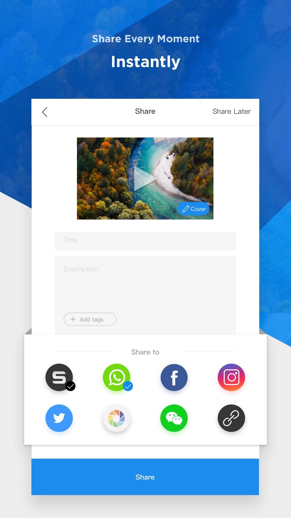 DJI GO 4 Screenshot