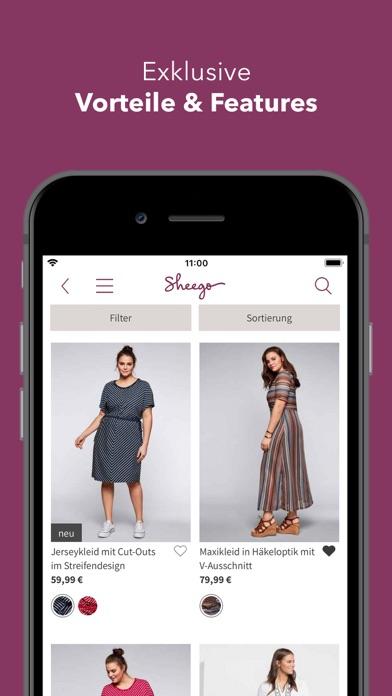 Herunterladen sheego - Mode in großen Größen für Pc