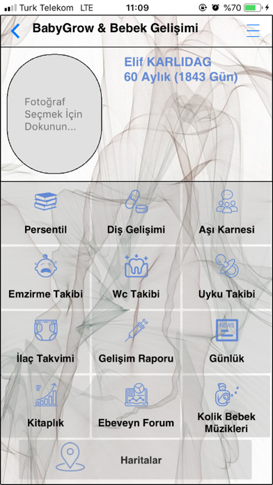Screenshot for Bebek Gelişimi in Turkey App Store