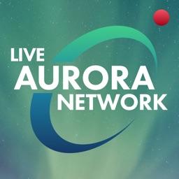 Live Aurora Network Iceland
