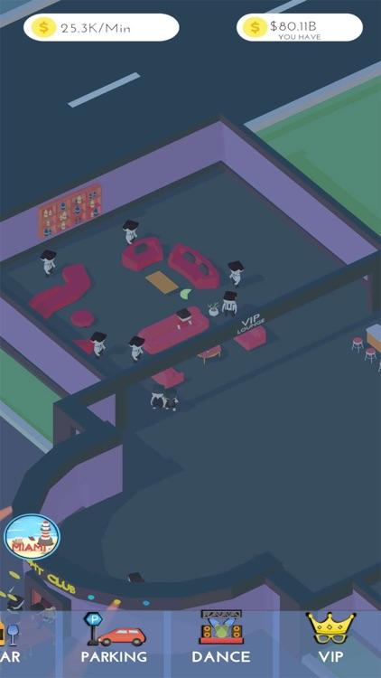 Night Club - Idle Tycoon screenshot-5
