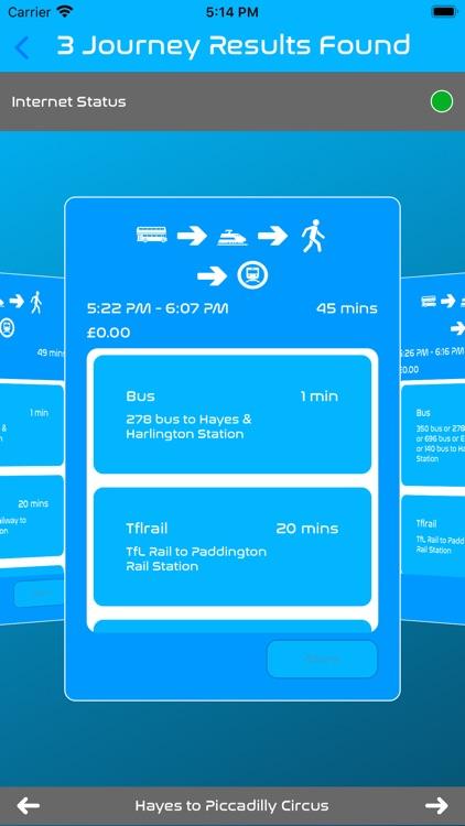 MetroSound - London Bus & Tube screenshot-5