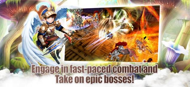 Flyff Legacy - Anime MMORPG on the App Store