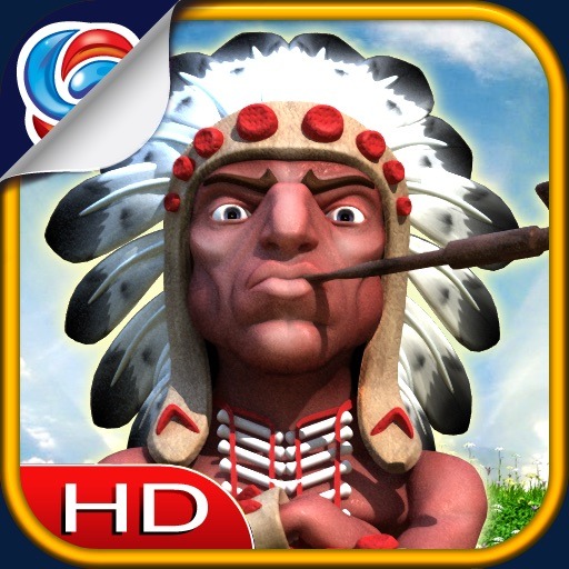 Pioneer Lands HD: western settlers strategy icon
