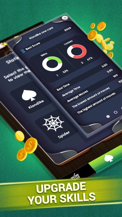 Magic Solitaire - Card Games screenshot 4