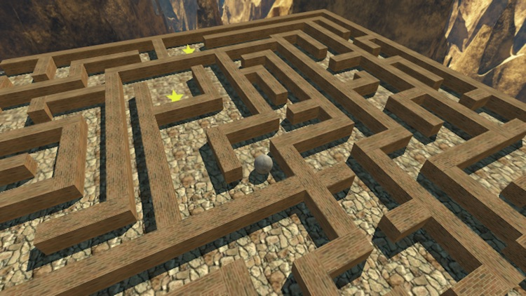 Maze Ball 3D screenshot-4