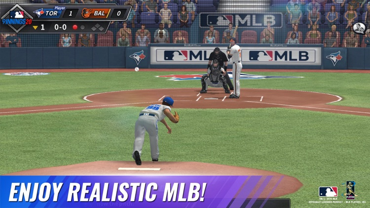 MLB 9 Innings 20 screenshot-0