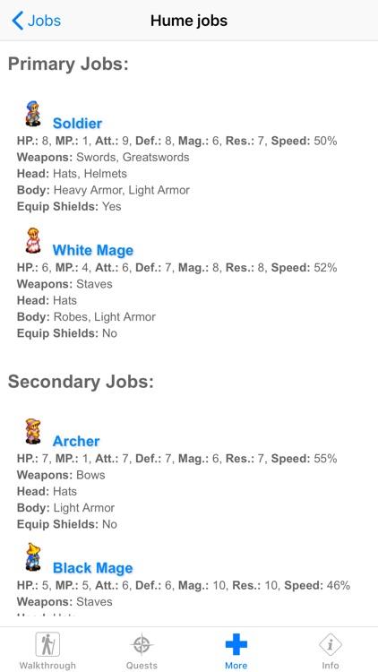 FFTA2 Game Guide screenshot-7